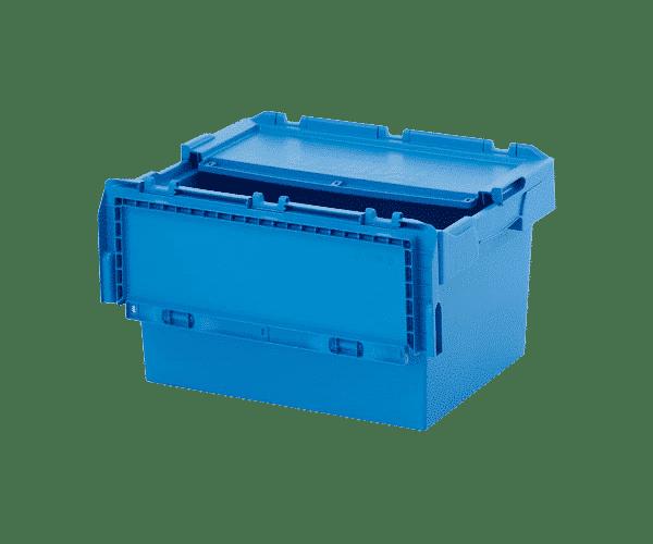 Beh lter mit integriertem deckel 6434 600x400x340 mm for Deckel englisch