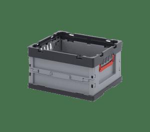 ESD fällbar behållare 4322, 400x300x220 mm