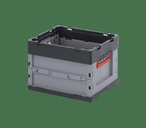 ESD fällbar behållare 4327, 400x300x270 mm