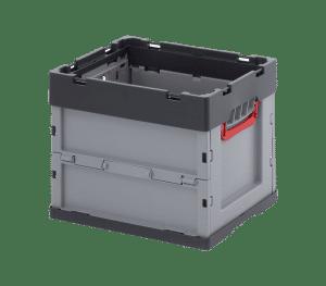 ESD fällbar behållare 4332, 400x300x320 mm