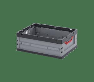 ESD fällbar behållare 6422, 600x400x220 mm