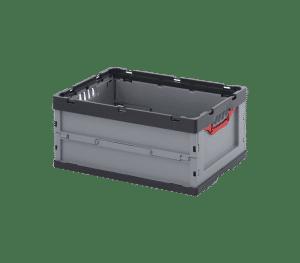 ESD fällbar behållare 6427, 600x400x270 mm