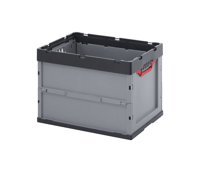 ESD Stackable Container/Stackable container for electronics/ ESD plastic container
