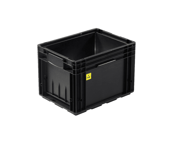 ESD container type RKLT/ RKLT container made of ESD material