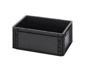 ESD Stackable Container