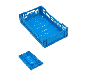 Foldable plastic box OW series/ Pliable plastic box/ OW series folding plastic container/ box/ tote
