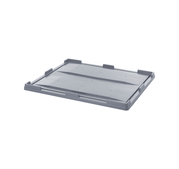 Plastic lid for pallet boxes/ Pallet boxes plastic cover