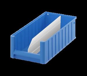 Plastic length divider