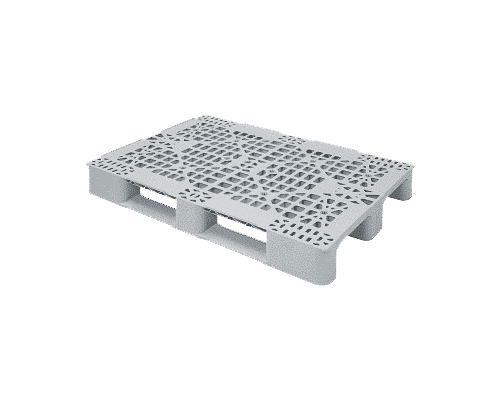Medium duty plastic pallet/ plastic pallet for medium loads