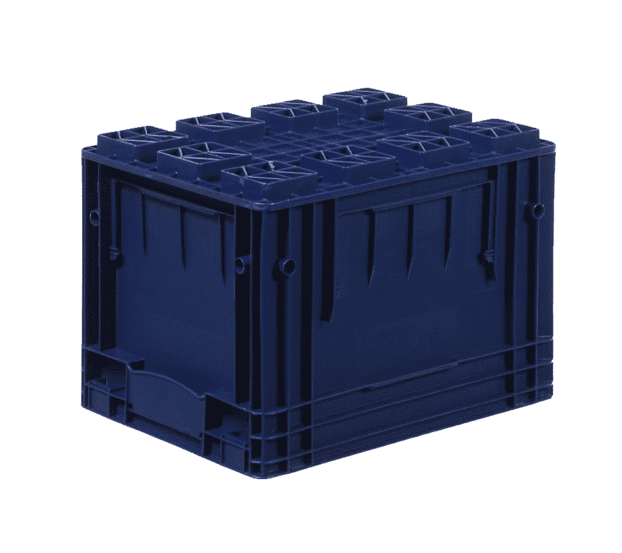 VDA R KLT Container 4329, 396x297x280 Mm