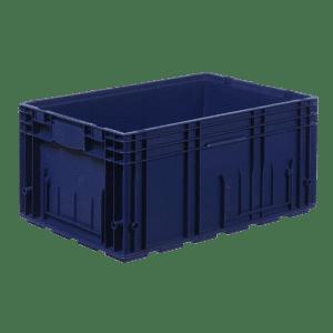 Plastic VDA R-KLT container/ Standard R-KLT plastic VDA container/ crate/ box/ tote
