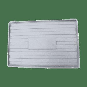 Stackable lid/ Stacking lid/ Plastic lid stackable