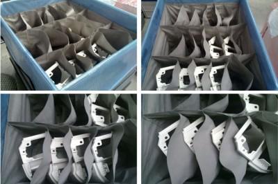 Textile separators/ textile dividers/ textile dunnage