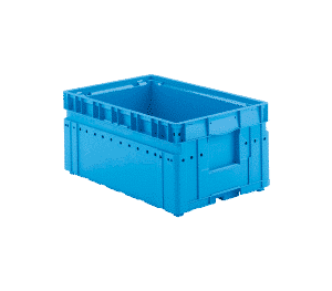 KLT type VDA container/ VDA KLT plastic container/ KLT standard container/ box/ tote