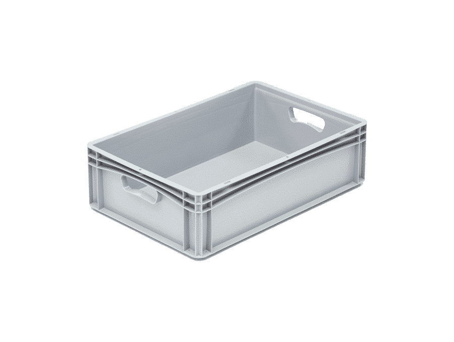 Stackable Euro Boxes/Containers/Totes 600x400x170 mm