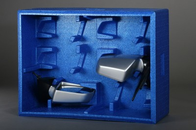 EPP boxes/ Boxes made of EPP/ EPP packages/ EPP packaging