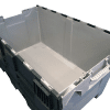 Hog box/ tote/ container/ Plastic box with legs and lid