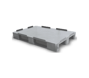 Medium duty pallet/ Pallet for medium loads/ closed surface pallet for medium duty