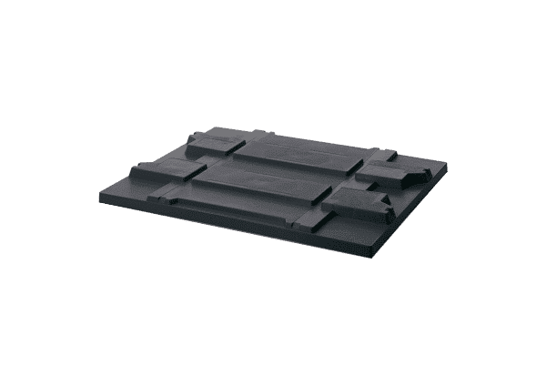 ESD pallet cover/ Pallet cover ESD material/ ESD pallet lid