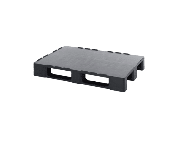 ESD plastic pallet/ pallet for electronics ESD/ plastic pallet ESD material
