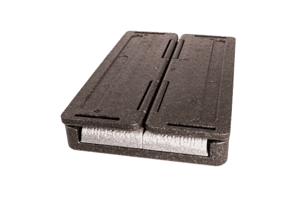 Foldable isotherm box/ tote/crate/ Folding isotherm container