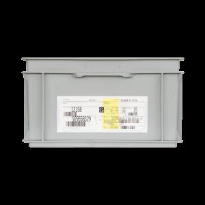 Self adhesive label holder/ Self attaching label pocket