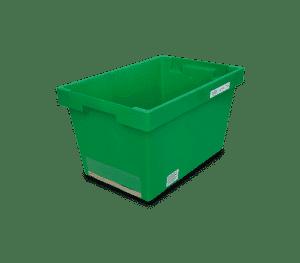 Solid stapelbar behållare 5033-28