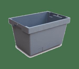 Solid stapelbar behållare 5326