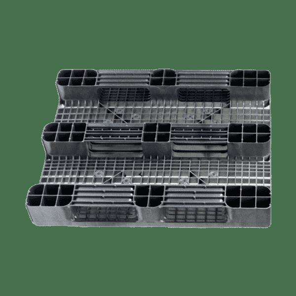 Heavy duty BIPP pallet/ Plastic pallet for heavy loads/ Open deck heavy duty pallet