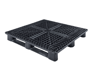 Medium duty pallet/ Plastic pallet for medium loads/ Open deck medium duty pallet