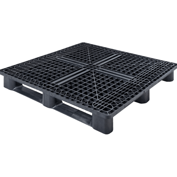 Medium duty pallet/ Plastic pallet for medium loads/ Open deck medium duty pallet