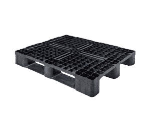 Medium duty BIPP pallet/ Plastic pallet for medium loads/ Open deck medium duty pallet