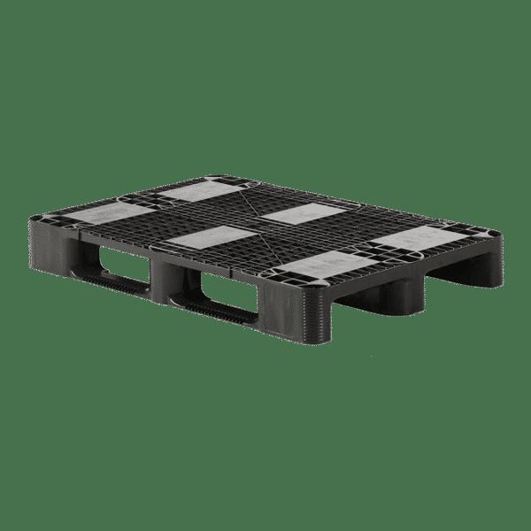 Medium duty BIPP pallet/ Plastic pallet for medium loads/ Open deck medium duty pallet