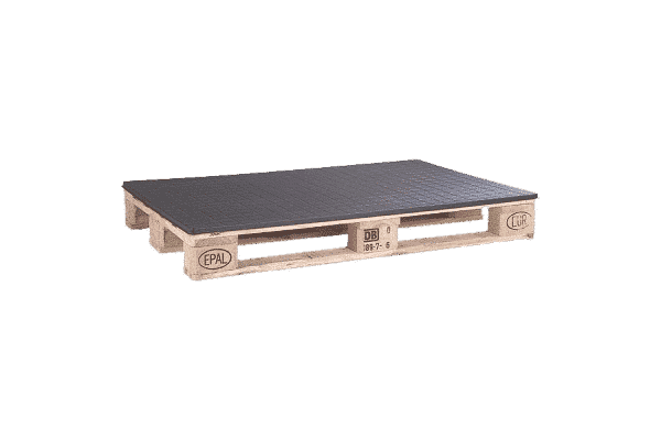 Overlay for plastic pallet/ hygienic layer for pallet/ plastic pallet with overlay