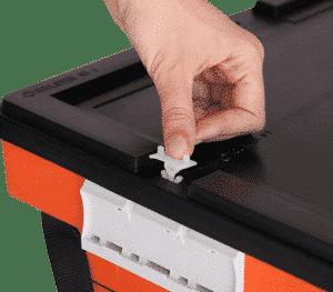 Storage tote/ Storage container/ Medium sized storage container