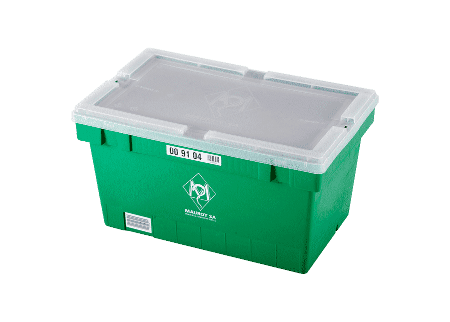 Nestable Containers for Pharma Industry