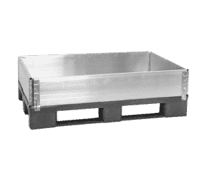 Pallet collar/ Aluminum pallet collar/ Stacking collar for pallet