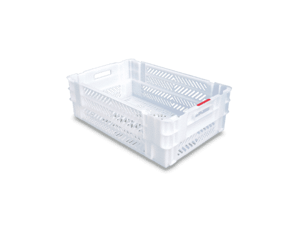 Container with perforated sides /plastic container perforated sides / EURO container perforated sides