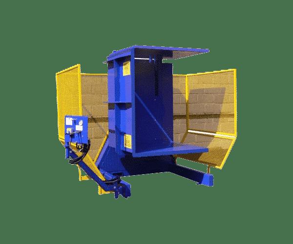 Pallet inverter/ mechanized pallet inverter/ pallet inverting machine