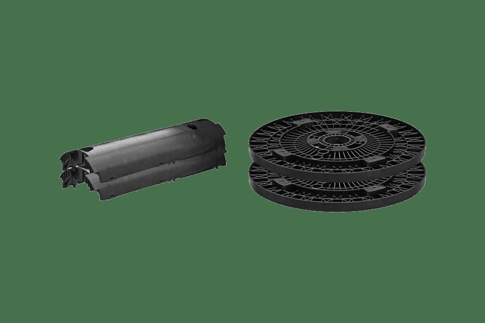 Einweg-Kunststoffkabelspule