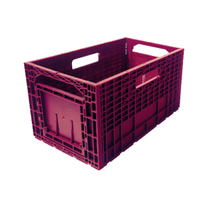 Wine box/ crate/ storage container/ wine box with flap