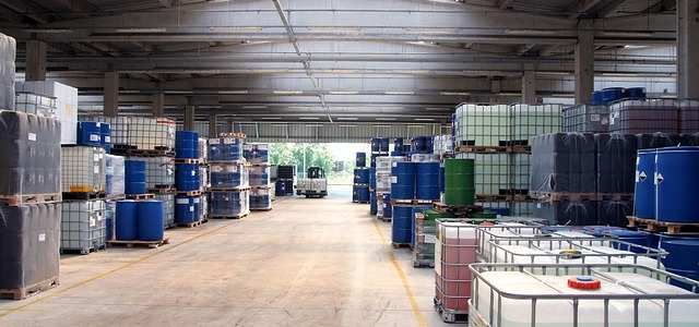 warehouse logistic processes
