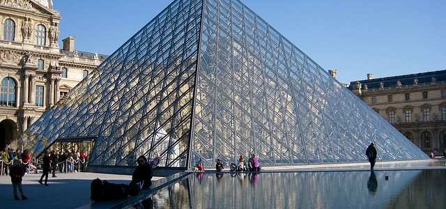 Louvre museum packaging solutions