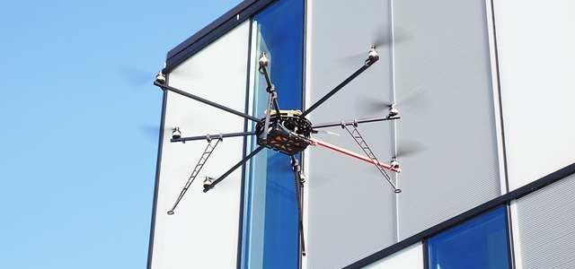 logistics and drones