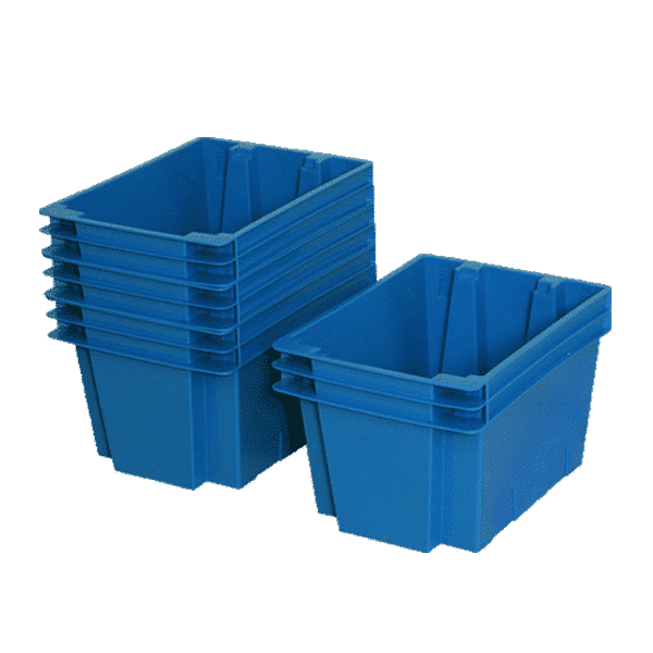 Euro Stack-Nest Container 180° 4325