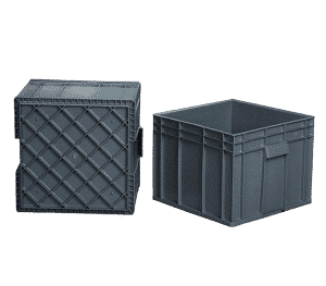 Non-Euro Stackable Containers