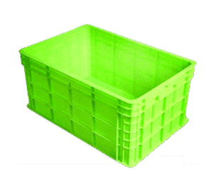 Stackable Plastic Container 614129