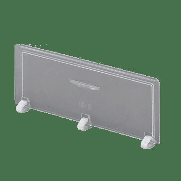 Clear Dust Flap 7310