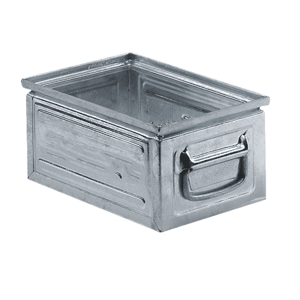 Steel Transport Container P2115