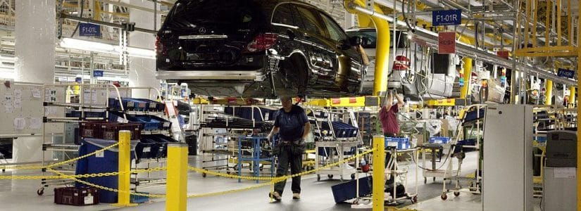 automotive logistic loop